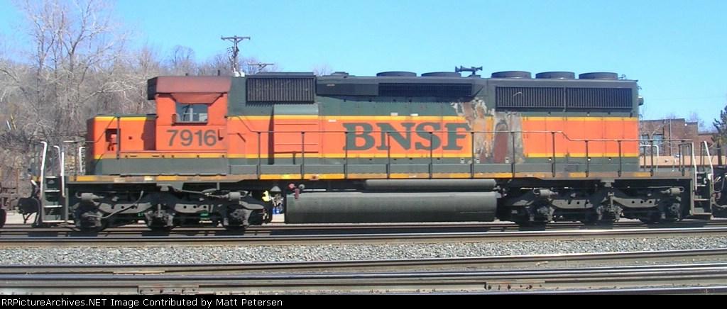 BNSF 7916