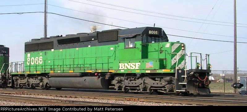 BNSF 8066