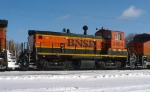 BNSF 3454