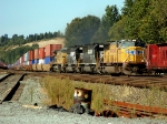 UP 4354, NS 6619, NS 6654, and UP 9376