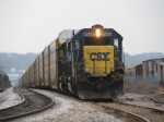 CSX 8565 on Q226 Northbound