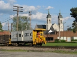 CSX 903968 and Holy Cross