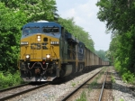 CSX 759 on N261-30 Southbound