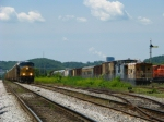 Q268 and the Greater Cincinnati Railroad Museum