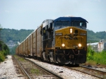 CSX 5477 on Q268-02 Northbound