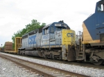 CSX 4621 Osborn Yard Bowl Locomotive on Q505-02
