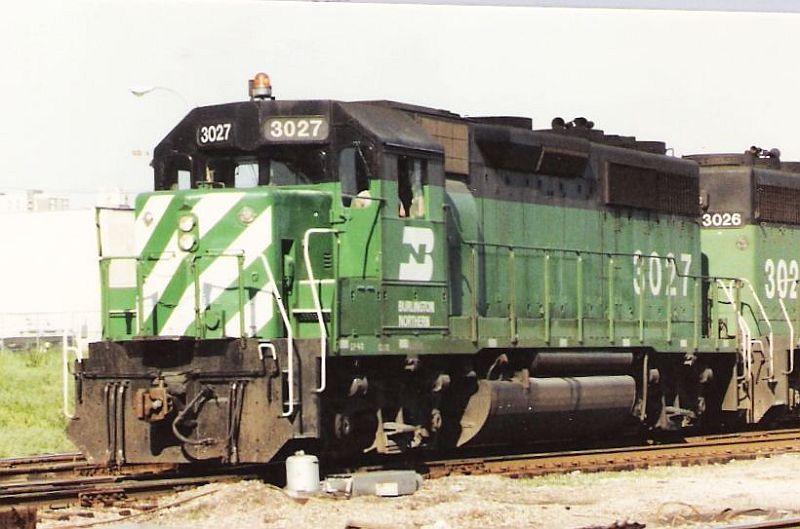GP 40 3027
