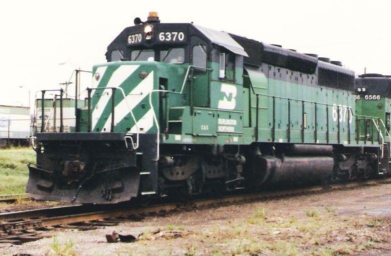 CS SD 40-2 6331