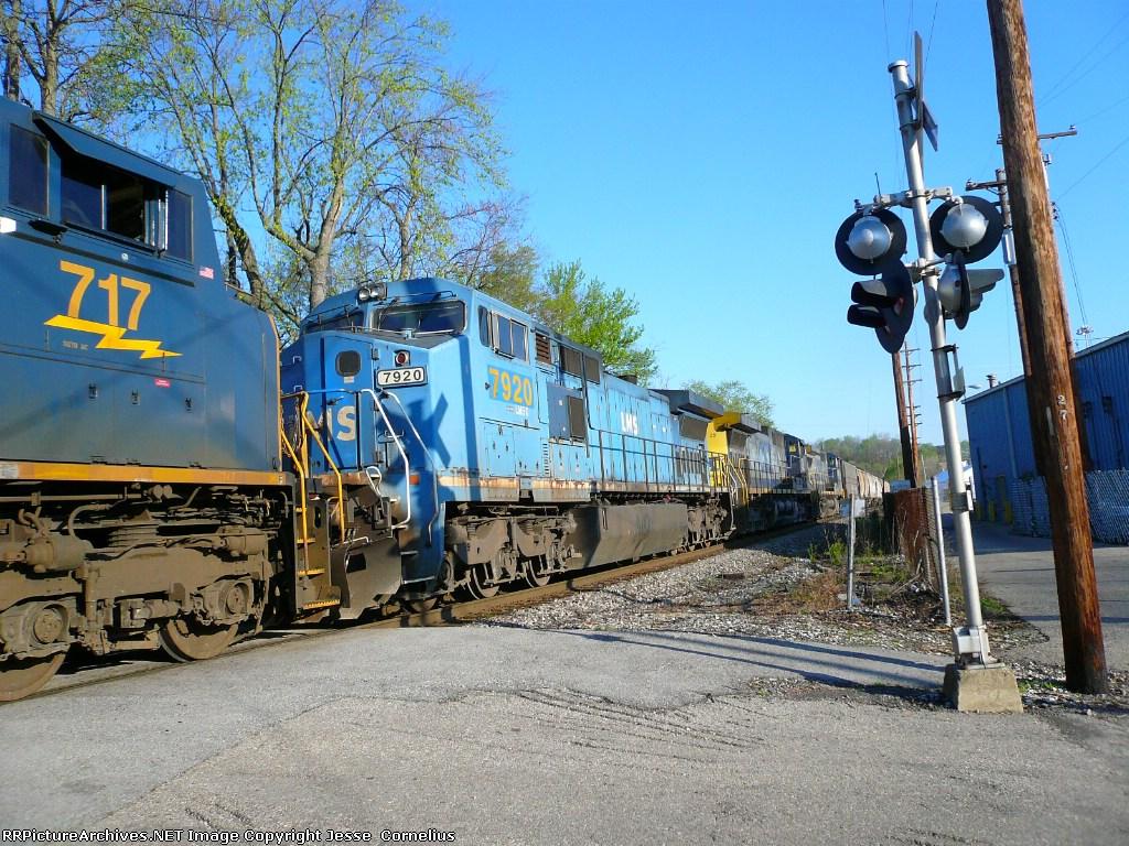 CSX 7920 ex Conrail