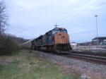 CSX 4779 on Q231 Southbound