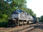 Southbound Triple Crown Train