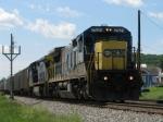 CSX 7521 on G429 Northbound