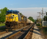 CSX 98 on K820-30 Northbound