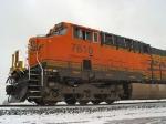 BNSF 7610
