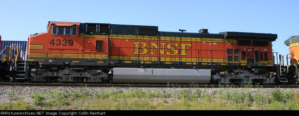 BNSF 4339