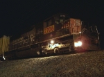 Southbound Auto Train Power