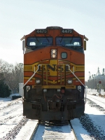 BNSF 4475