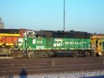 BNSF 3119