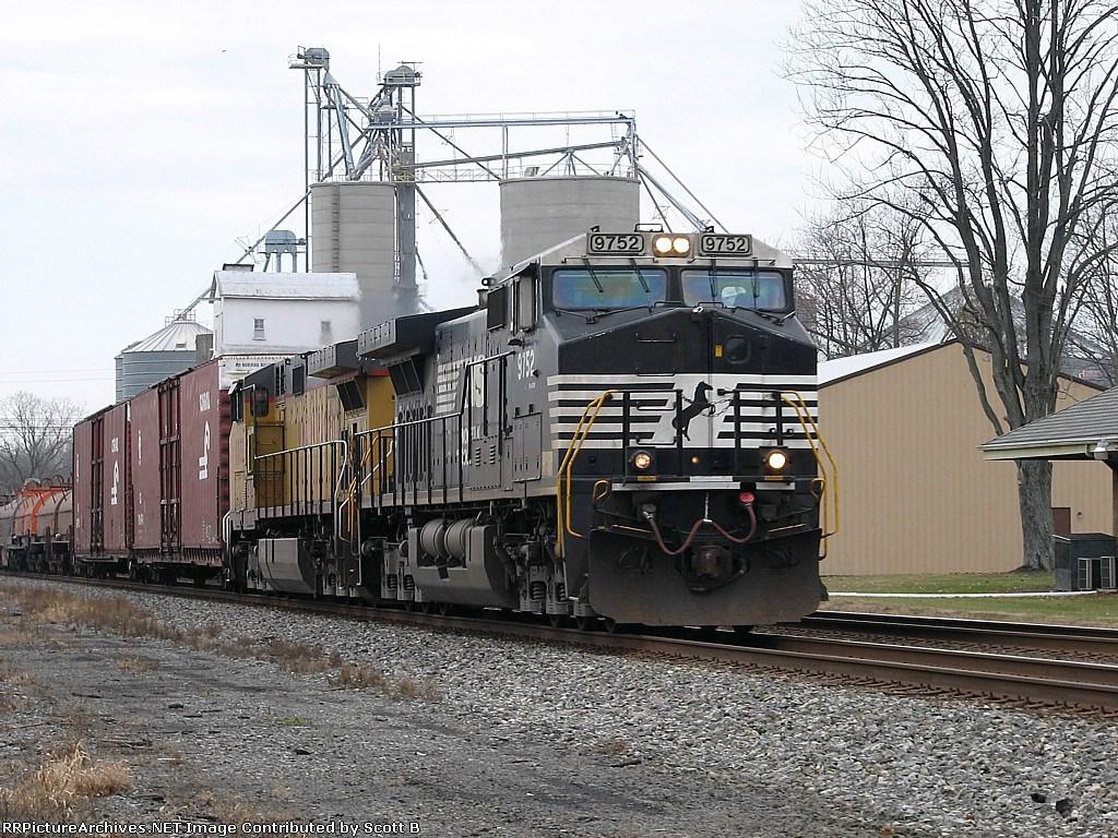 NS 9752 NS38E