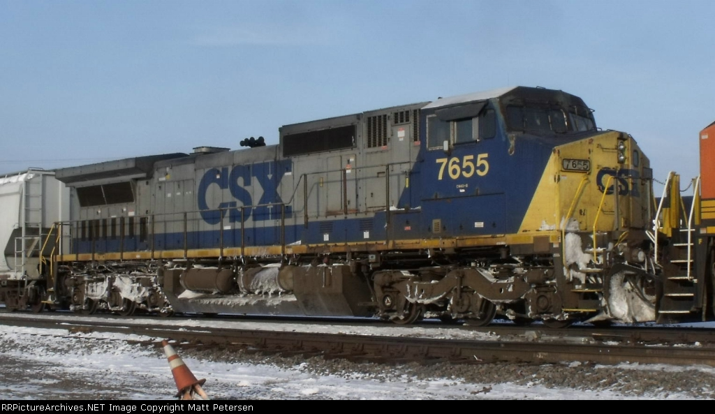 CSX 7655