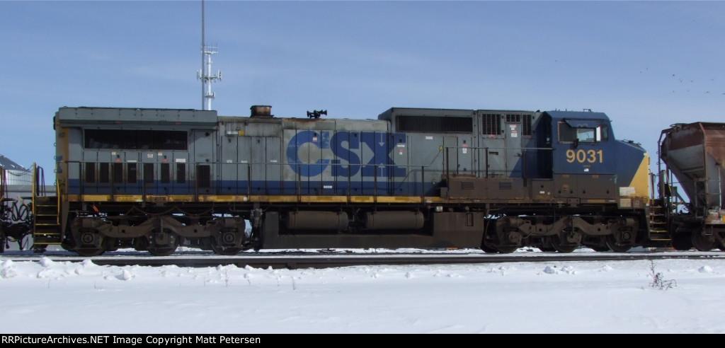 CSX 9031