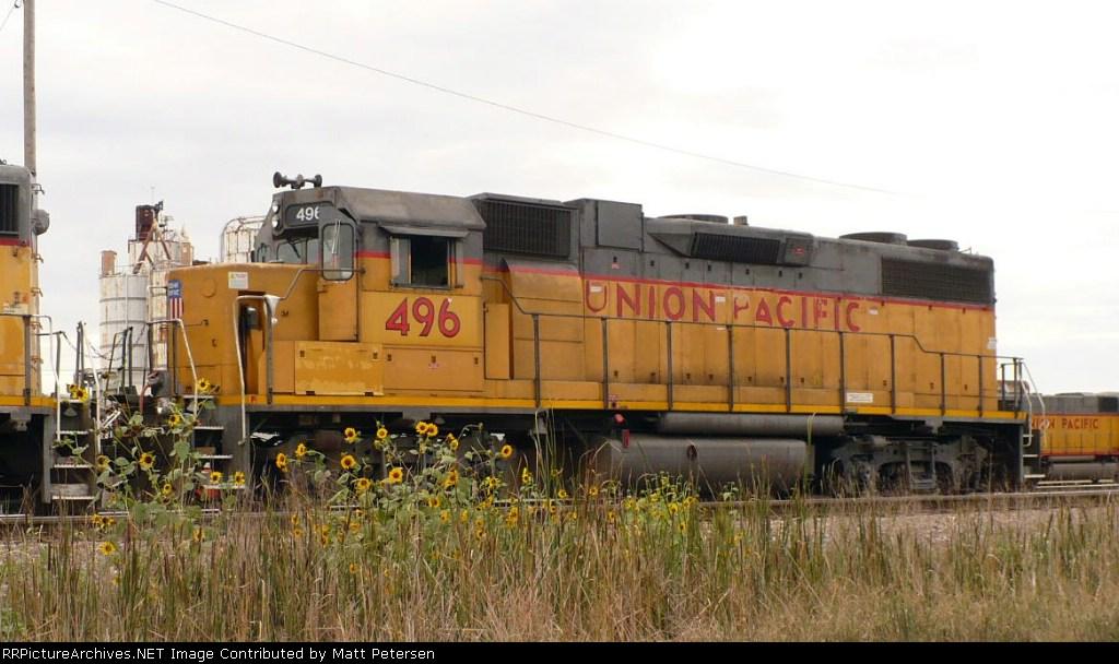 UP 496