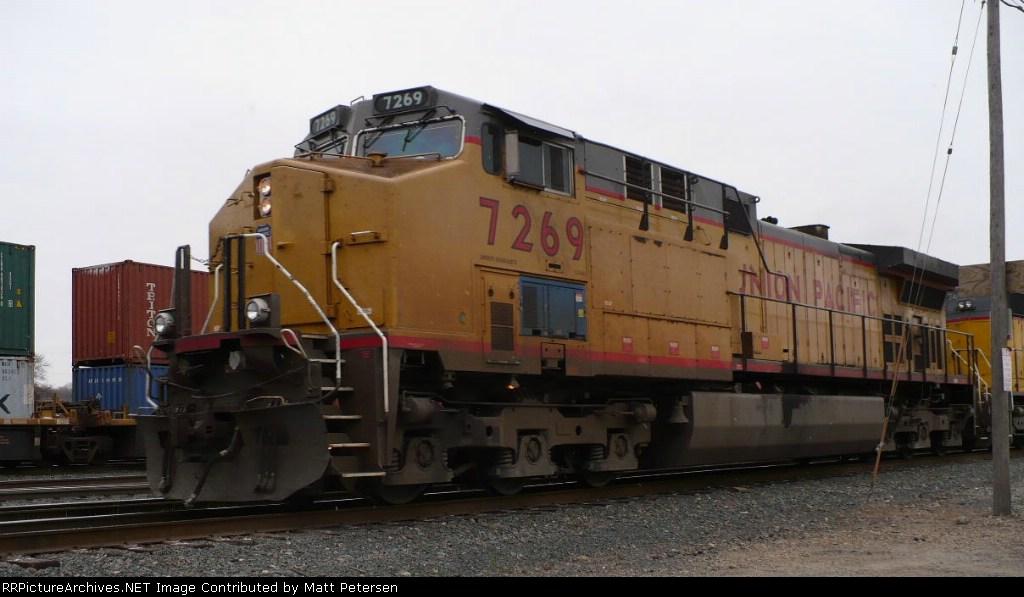 UP 7269