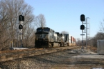 NS 9624 splits the new signals at 469