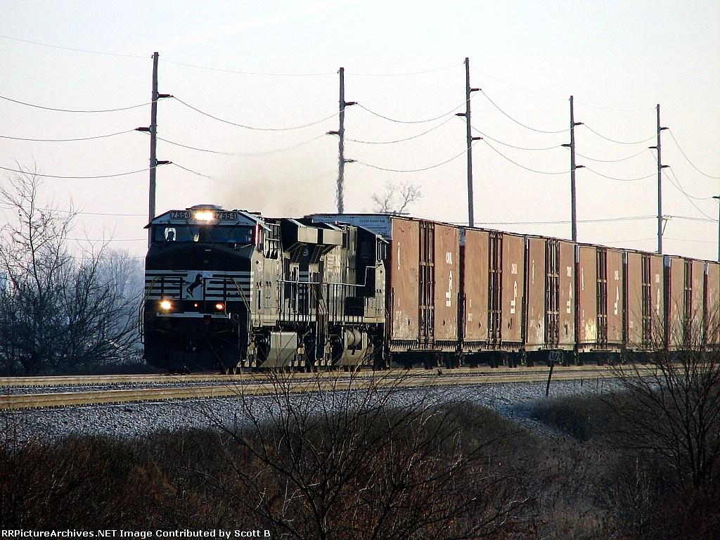 NS 7554 NS17J