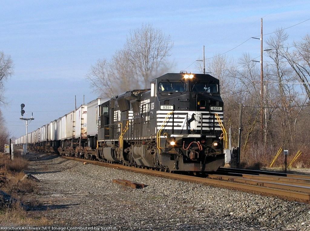 NS 8351 NS20W