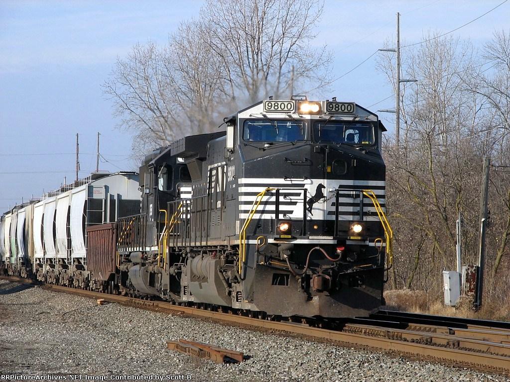 NS 9800 NS10E