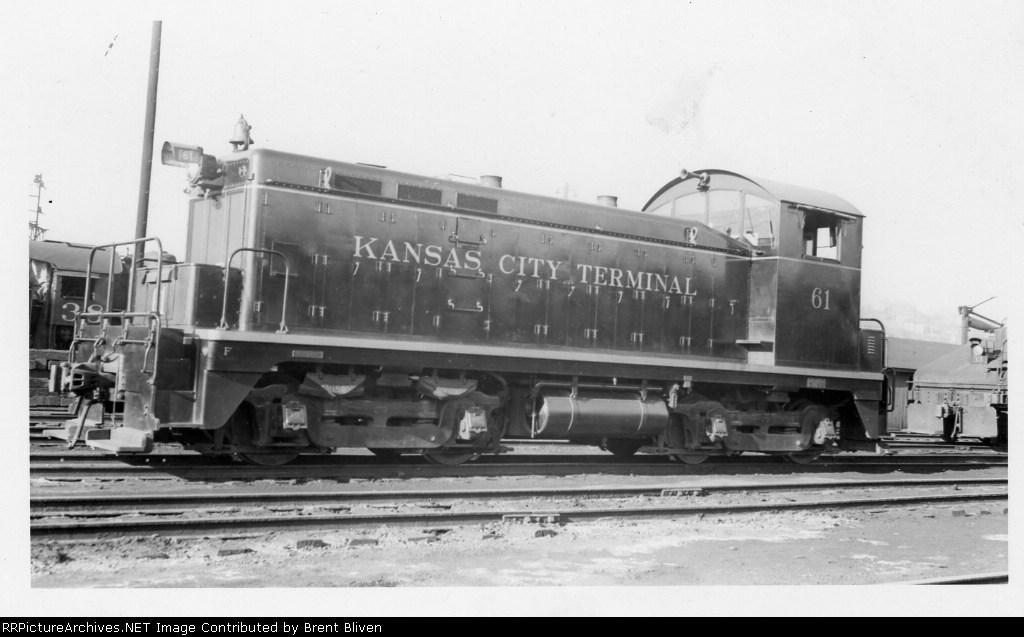 Kansas City Terminal 61 (date unknown)