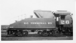 Kansas City Terminal 26 -- Tender (date unknown)