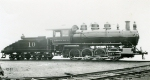 Kansas City Belt Railway 10 -- Builder's Photo (date unknown)