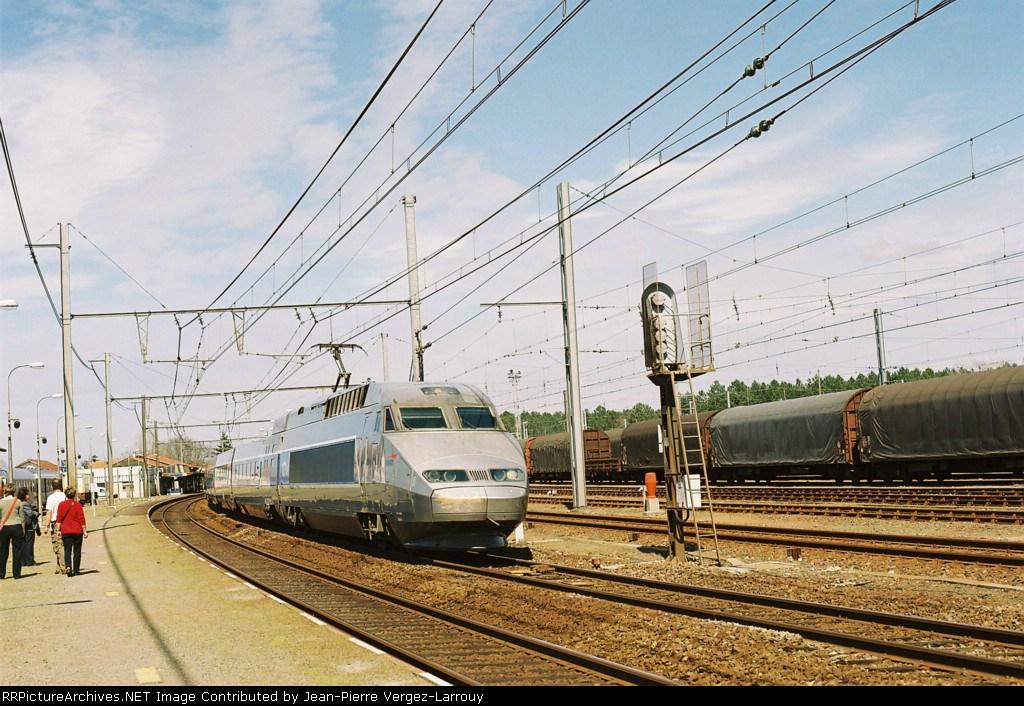 SNCF TGV A 399