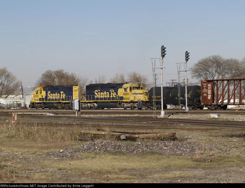 BNSF 2782
