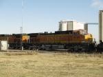 BNSF 4590