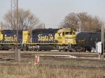 BNSF 6855