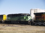 BNSF 7822