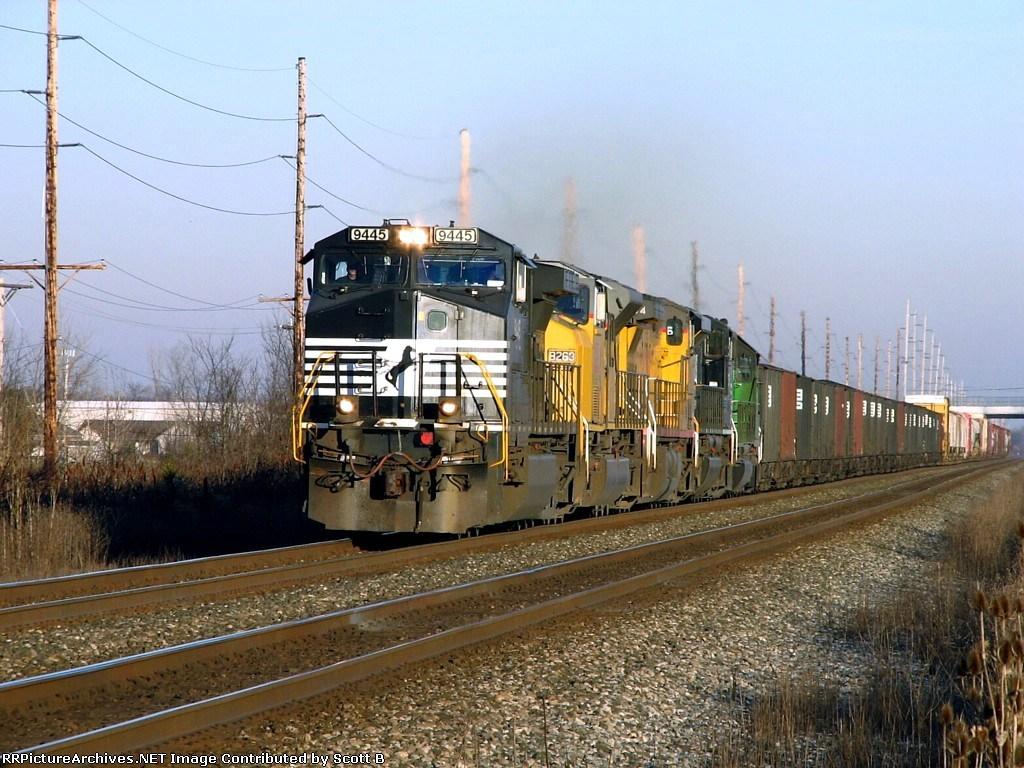 NS 9445 NS17M