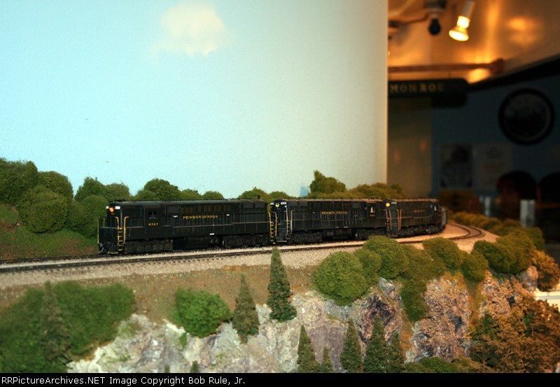 Pennsy Trainmasters