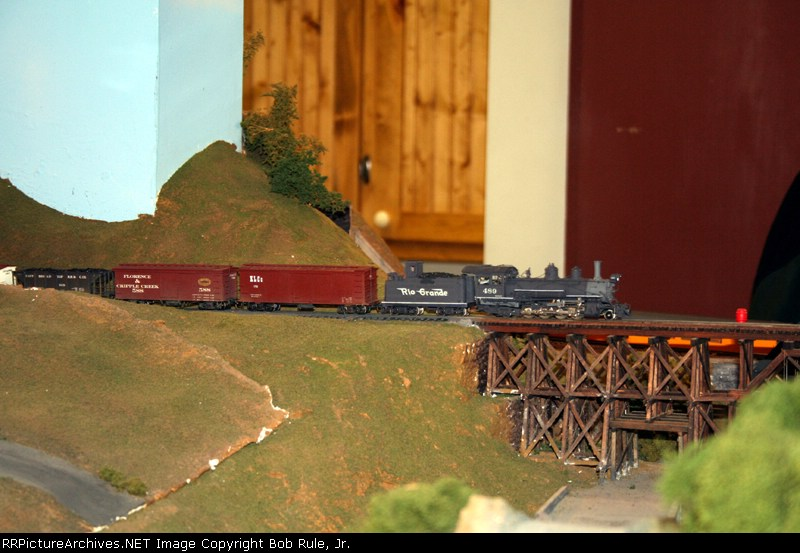 Narrow Gauge freight