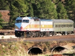 Grand Canyon Railway 239
