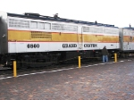 Grand Canyon Railway 6860