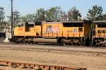 UP 3885 gets hostled in Carson, CA