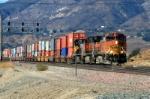 5266 leads the slow descent into San Bernardino