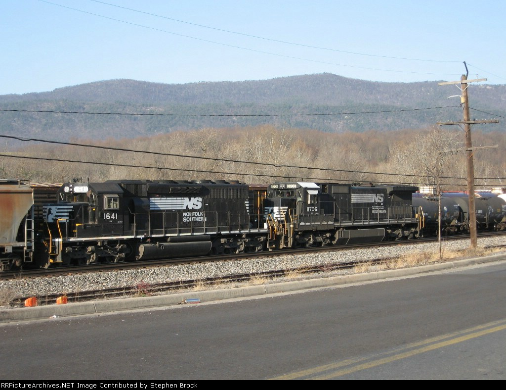 NS 8706 and 1641