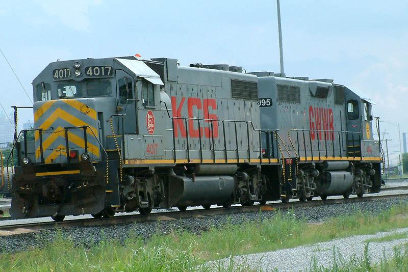 KCS and GWWR Power