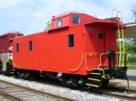 IC Steel Caboose