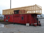 SLSF Steel Caboose